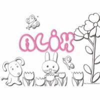 Activités sur le prénom Alix