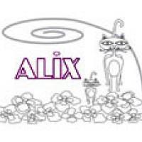 Alix, coloriages Alix