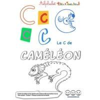 Alphabet des majuscules