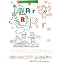 Alphabet de Noel