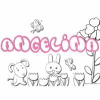 Activités sur le prénom Angelina