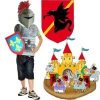 Anniversaire de chevalier