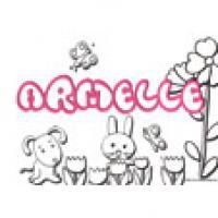 Armelle, coloriages Armelle