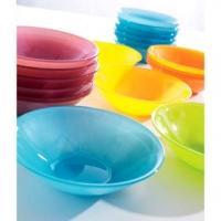 Les plats - vaisselle