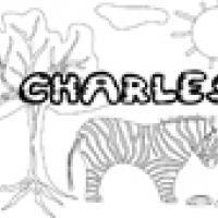 Activités sur le prénom Charles