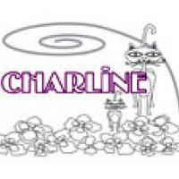 Charline, coloriages Charline