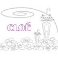 Cloe, coloriages Cloe