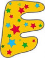 Alphabet pour s'entraîner à lire l'alphabet