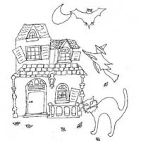 Collection de coloriage Halloween
