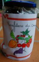 confiture de fruits