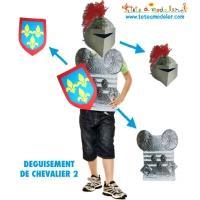 Se déguiser en chevalier