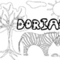 Activités sur le prénom Dorian