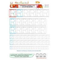 Soutien scolaire écriture maternelle et CP
