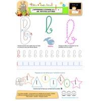 Imagier des petites lettres