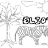 Activités sur le prénom Eliot