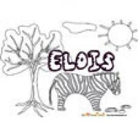 Elois, , coloriages Elois