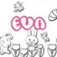 Activités sur le prénom Eva