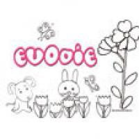 Evodie, coloriages Evodie