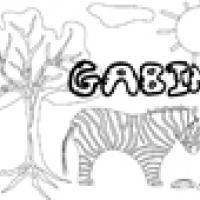Activités sur le prénom Gabin