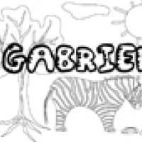 Activités sur le prénom Gabriel