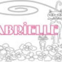 Activités sur le prénom Gabrielle