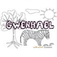 Gwenhael, coloriages Gwenhael