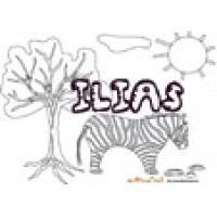 Ilias, coloriages Ilias
