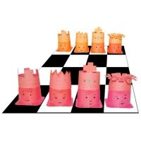 Jeu d'initiation au jeu d'échecs