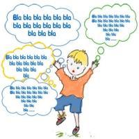 Un jeu pour apprendre à devenir orateur. Un jeu pour apprendre à prendre la parole et à parler sur n'importe quel sujet le plus longtemps possible. Ce jeu simple aidera votre enfant à prendre la parole