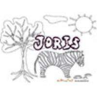 Joris, coloriages Joris