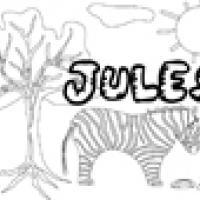 Activités sur le prénom Jules