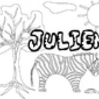 Activités sur le prénom Julien