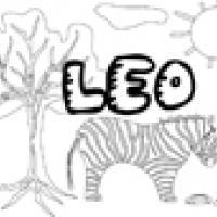 Activités sur le prénom Leo