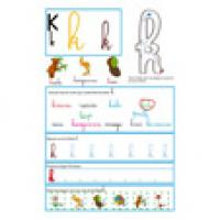 Activités avec la lettre K