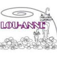 Lou Anne, coloriages Lou Anne