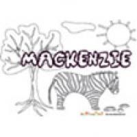 Mackenzie, coloriages Mackenzie