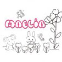 Maelia, coloriages Maelia