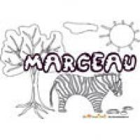 Marceau, coloriages Marceau
