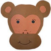 Realisation du masque de singe