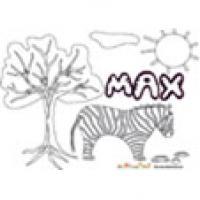 Max, coloriages Max