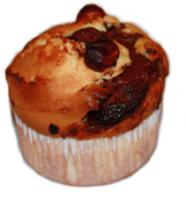 Muffin nutella noisette