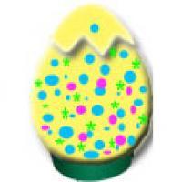 Oeuf de Pâques géant