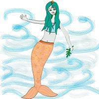 La petite Sirène : une princesse de l'océan