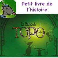 L'histoire du piano de Topo