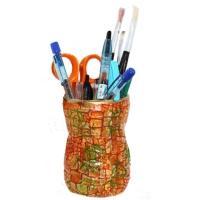 Pot à crayons Décopatch