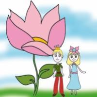 """Résultat de recherche d'images pour """"roi des fleurs Poucette"""""""