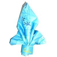 Pliage serviette marque place