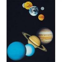 Planètes Et Astres Dossier Pour Enfants Tête à Modeler