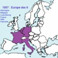 Planches sur l'Union Européenne