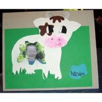 Cadre vache